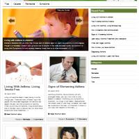 Wordpress тема астма