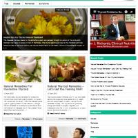 Тема Wordpress щитовидная железа