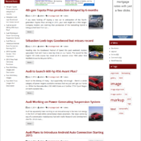 Тема для Wordpress High CTR Theme. Version 1