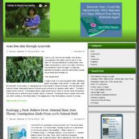 Тема для блога Народная медицина